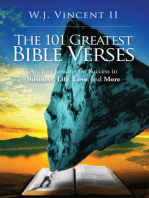 The 101 Greatest Bible Verses Ancient Lessons for Success in Business, Life, Love, and More