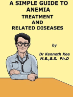 A Simple Guide to Anemia, Treatment and Related Diseases