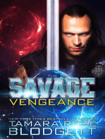 The Savage Vengeance (#4)