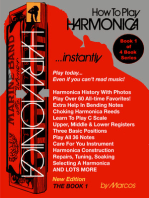 How To Play Harmonica Instantly: The Book 1