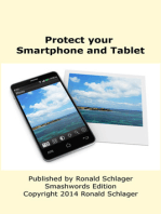 Protect your Smartphone and Tablet