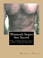 Women's Super Sex Secret