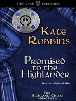 Promised to the Highlander