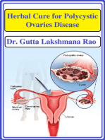 Herbal Cure for Poylcystic Ovaries Disease