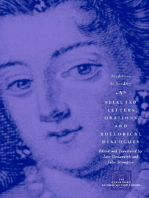 Selected Letters, Orations, and Rhetorical Dialogues