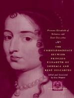 The Correspondence between Princess Elisabeth of Bohemia and René Descartes
