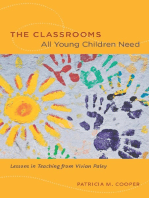 The Classrooms All Young Children Need