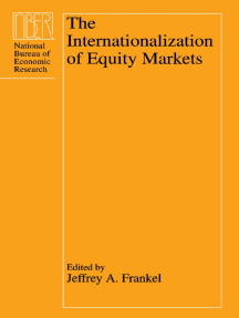 The Internationalization of Equity Markets