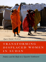 Transforming Displaced Women in Sudan