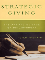 Strategic Giving