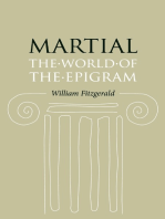 Martial: The World of the Epigram