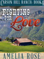 Fighting For Love (Carson Hill Ranch