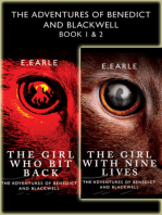 The Girl With Nine Lives and The Girl Who Bit Back