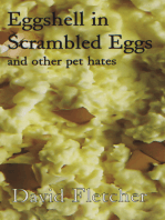 Eggshell in Scrambled Eggs