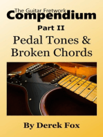 The Guitar Fretwork Compendium Part II