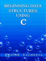 Beginning Data Structures Using C