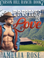 Trusting in Love (Carson Hill Ranch