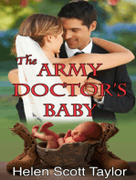 The Army Doctor's Baby (Army Doctor's Baby Series #1)
