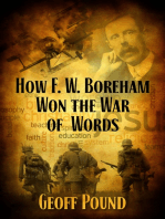 How F. W. Boreham Won the War of Words