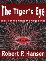 The Tiger's Eye (Book 1 of the Angus the Mage Series)