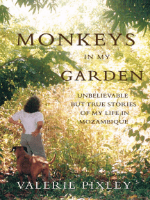 Monkeys in my Garden: (Unbelievable but true stories of my life in Mozambique)
