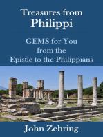 Treasures from Philippi
