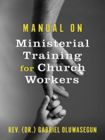 Manual on Ministerial Training for Church Workers