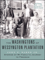 The Washingtons of Wessyngton Plantation