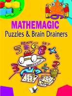 Mathemagic Puzzles & Brain Drainers