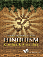 Hinduism Clarified and Simplified