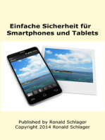 Einfache Sicherheit für Smartphones und Tablets