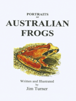 Portraits of Australian Frogs