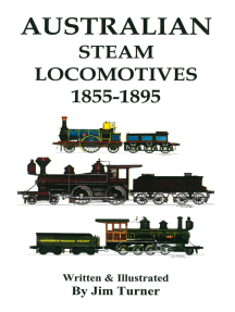 Australian Steam Locomotives 1855-1895