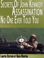 Secrets of John Kennedy (JFK) Assassination No One Ever Told You
