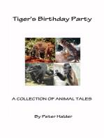 Tiger's Birthday Party