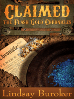 Claimed (The Flash Gold Chronicles, #4)