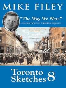 Toronto Sketches 8: The Way We Were