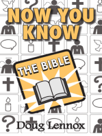 Now You Know The Bible