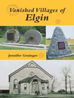 Vanished Villages of Elgin