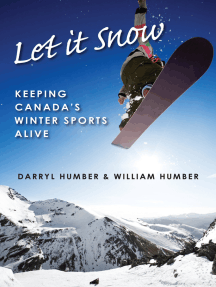 Let It Snow: Keeping Canada's Winter Sports Alive