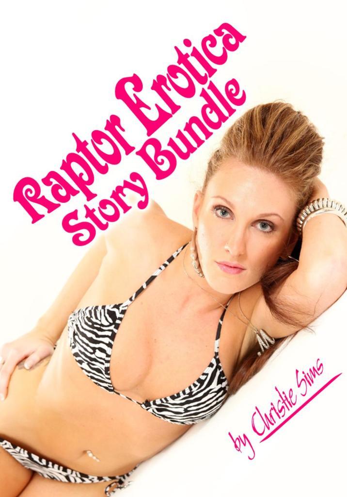 Raptor Erotica Story Bundle  Featuring Three Beast Erotica