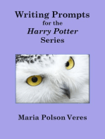 Writing Prompts for the Harry Potter series