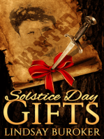 Solstice Day Gifts (an Emperor's Edge Short Story)