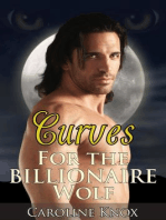 Curves for the Billionaire Wolf