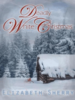 Deadly White Christmas (Angel Mountain Scents Series, #1)