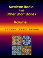Mexican Radio And Other Short Stories, Volume I