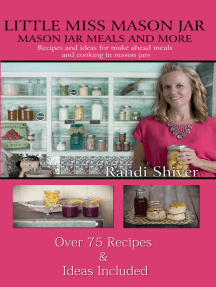 Little Miss Mason Jar: Mason Jar Meals and More
