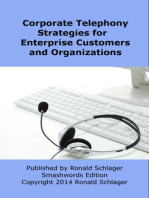 Corporate Telephony Strategies for Enterprise Customers and Organizations