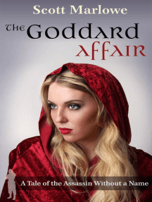 The Goddard Affair (A Tale of the Assassin Without a Name #4): Assassin Without a Name, #4