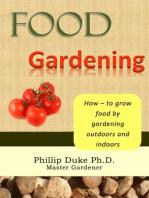 Food Gardening